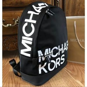 $278 Michael Kors Backpack Sport Handbag MK Bag